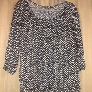 Daisy Fuentes women's blouse size XL
